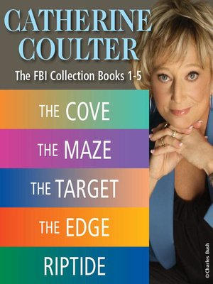 cover image of The FBI Thrillers Collection