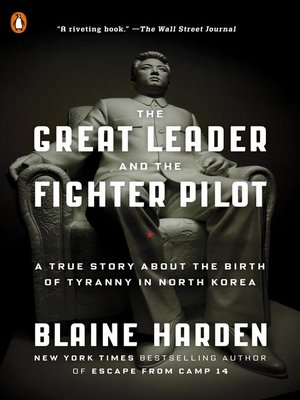 cover image of The Great Leader and the Fighter Pilot
