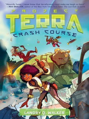 cover image of Crash Course!