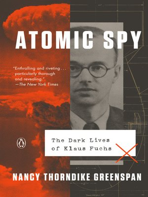Atomic Spy Book Cover