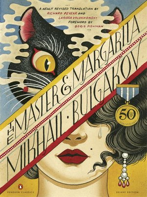 cover image of The Master and Margarita