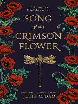 cover image of Song of the Crimson Flower