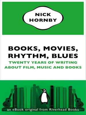 cover image of Books, Movies, Rhythm, Blues