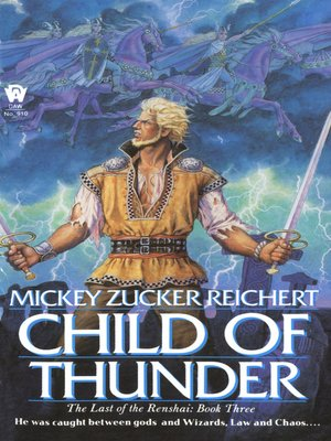 cover image of Child of Thunder