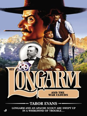 cover image of Longarm and the War Clouds