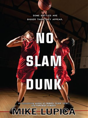cover image of No Slam Dunk