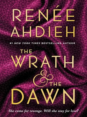 cover image of The Wrath & the Dawn