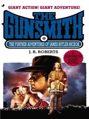 cover image of The Further Adventures of James Butler Hickok