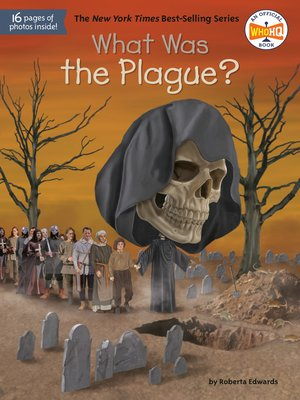 cover image of What Was the Plague?