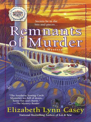 cover image of Remnants of Murder