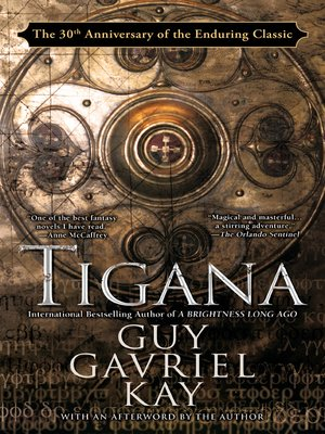 cover image of Tigana