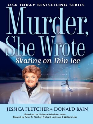 cover image of Skating on Thin Ice