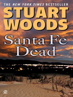 cover image of Santa Fe Dead