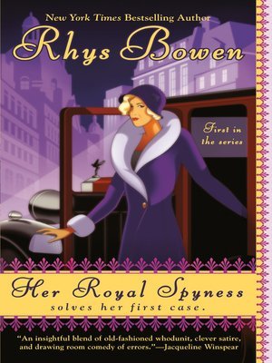 cover image of Her Royal Spyness