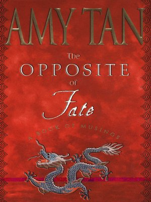 cover image of The Opposite of Fate