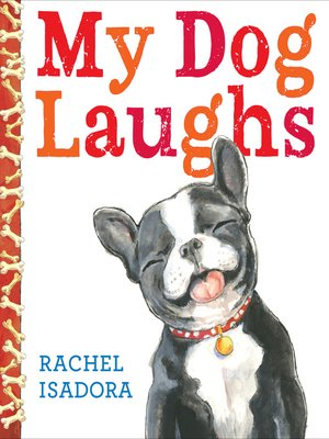 cover image of My Dog Laughs
