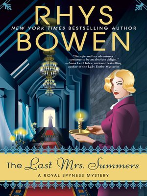 The Last Mrs. Summers