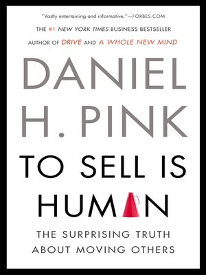 cover image of To Sell Is Human