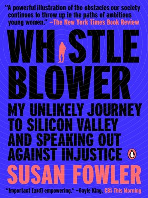 cover image of Whistleblower