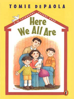 cover image of Here We All Are