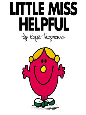 cover image of Little Miss Helpful