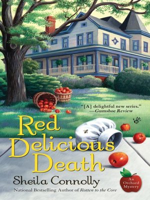 cover image of Red Delicious Death