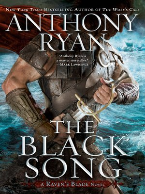 cover image of The Black Song