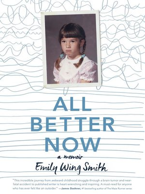 cover image of All Better Now