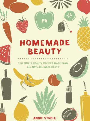 cover image of Homemade Beauty