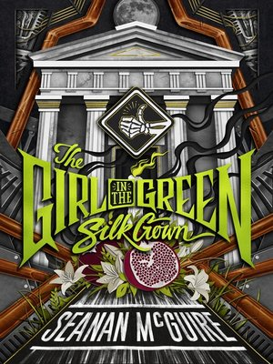 cover image of The Girl in the Green Silk Gown