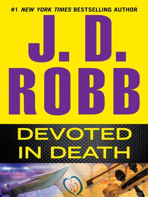 cover image of Devoted in Death