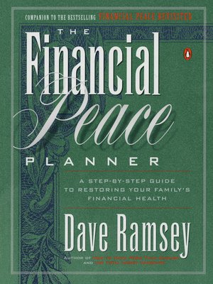 cover image of The Financial Peace Planner