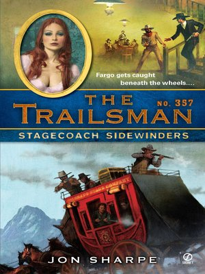 cover image of Stagecoach Sidewinders