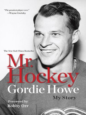 cover image of Mr. Hockey