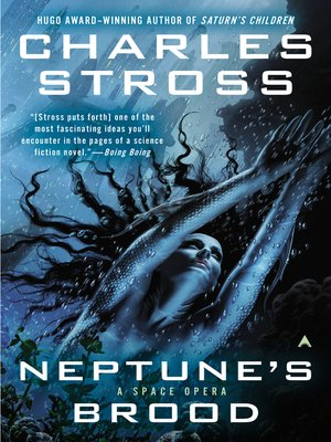 cover image of Neptune's Brood