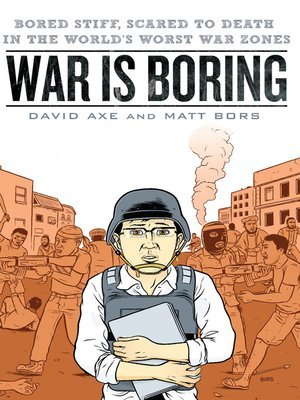 cover image of War Is Boring