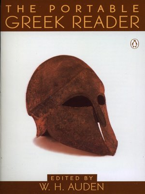cover image of The Portable Greek Reader