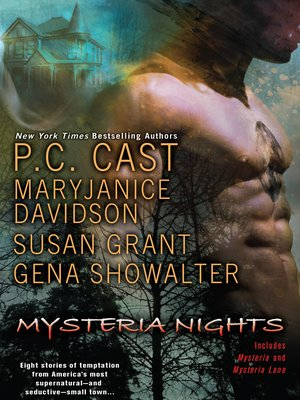cover image of Mysteria Nights