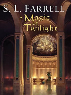 cover image of A Magic of Twilight