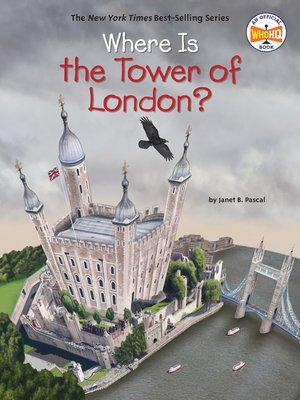 cover image of Where Is the Tower of London?