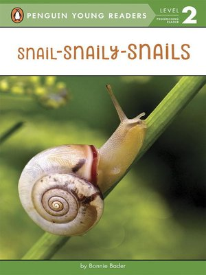 cover image of Snail-Snaily-Snails
