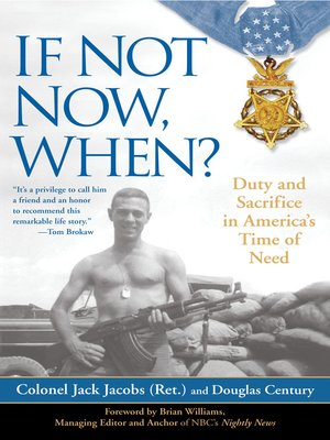 cover image of If Not Now, When?