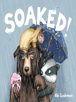 cover image of Soaked!