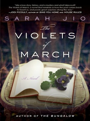 cover image of The Violets of March