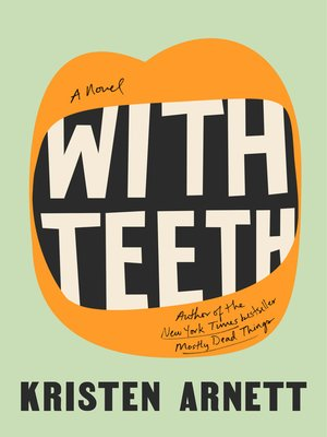 cover image of With Teeth