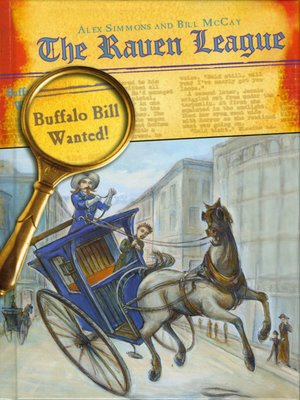 cover image of Buffalo Bill Wanted!