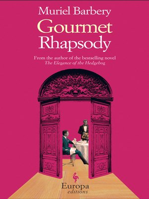 cover image of Gourmet Rhapsody