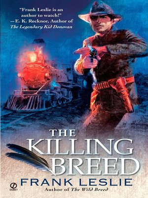cover image of The Killing Breed