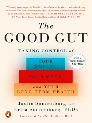 cover image of The Good Gut