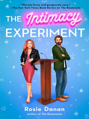 cover image of The Intimacy Experiment